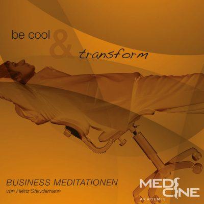 Meditation im Business? Meditationen haben nicht nur eine entspannende Wirkung. Sie helfen bei Stress, Druck und der Transformation von Problemen. Meditationen werden bei der Behandlung von Burnout und Depressionen eingesetzt. Sie können emotionale Blockaden auflösen und wieder Verbindungen zu unserer Intuition und unseren verborgenen Fähigkeiten schaffen.